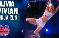 Ninja Warrior – Parkurun Hakkını Veren Olivia Vivian!