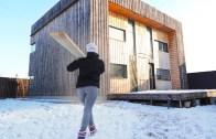 Yaratıcı Olan Bu Çiftten Yıllar Süren Özgün Ev Tasarımı