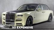Sizce Neden Rolls Royce Lüks Araçları Bu Kadar Pahalı?