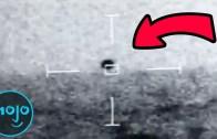 Askeriyenin Yakaladığı İnanması Güç UFO Görüntüleri