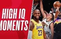 Basketbolcuların Akıllılık Ettiği Yüksek IQ Maç Anları