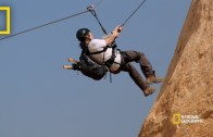 Danny Trejo ile Moab Çölü'nde Can Alıcı Halat Atlayışı