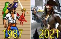 Korsan Oyunları – 1987'den 2021'e Süregelen Değişim