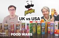 Lezzeti Dillere Destan Olmuş Olan Pringles Çeşitleri