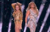 Super Bowl 2020 – Jennifer Lopez ve Shakira Performansı