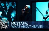 Yetenekli Mustafa'dan What About Heaven Performansı