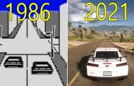 Araba Yarışları – 1986'dan Günümüze Nasıl da Değişmiş!