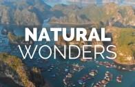 Dünya Üzerinde Bulunan En Büyük Doğal Güzellikler!