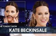 Kate Beckinsale – Resmen Bıyıklı Daha Güzel Gözüküyor!