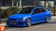 Mitsubishi Lancer Evo Modifiyesi – Muhteşem Değişim