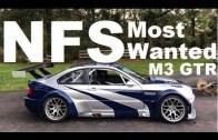 BMW M3 Modifiye – Need for Speed Aracına Dönüştürmek!