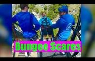 Bungee Jumping Yapan İnsanlara Akıl Almaz Şakalar!