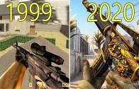 Counter Strike – 1999'dan 2020'ye Kadar Değişen Oyun