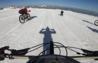 Dağın Zirvesinden Başlayan Sıra Dışı Bisiklet Yarışı