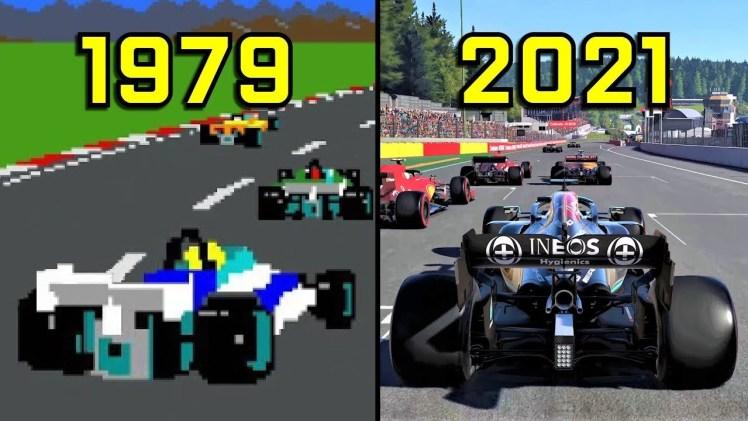 Formula 1 Oyunları – 1979 Yılından Günümüze Değişimi
