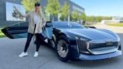 Audi Skysphere – Tasarımıyla Geleceğe Taşıyan Otomobil!