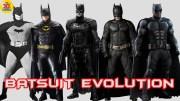 Batman Kıyafetleri – 1943 Yılından Günümüze Değişimi
