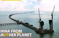 Çin'de 7 Milyar Dolara Mal Olmuş Olan Köprü İnşaatı