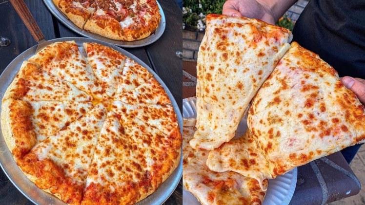 Enfes Öğünler İçin Hazırlanan En Lezzetli Pizzalar