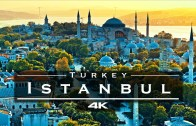 İstanbul – Muhteşem Kente Drone ile Yakından Bakış!