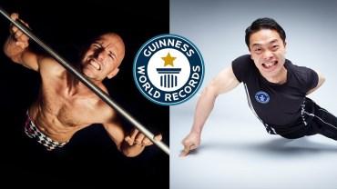 Dünyada Tek Olan Sporcuların Efsane Fitness Rekorları