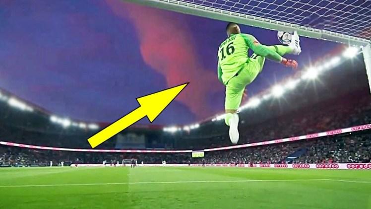 Futbol Tarihine Damgasını Vuran En Çılgın Kaleciler!