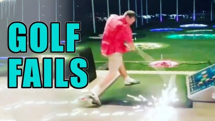 İnanılmaz Golf Hataları Yapan İnsanlar Çılgına Dönüyor!