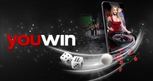 Youwin canlı casino oyunları.