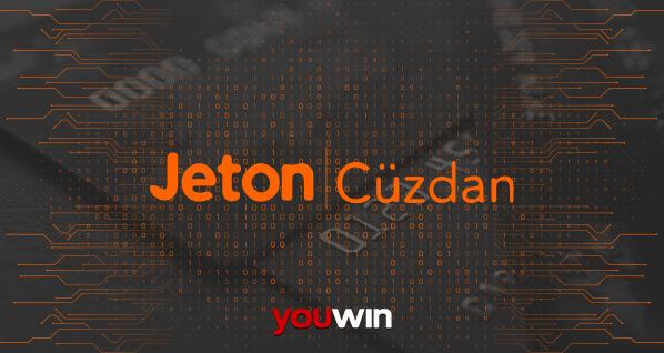 Youwin Jeton Cüzdan ile ödeme.