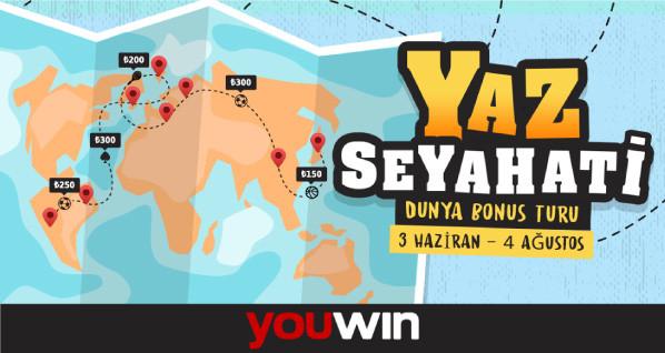 Youwin Yaz Seyahati