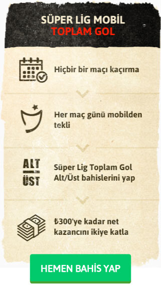 Youwin Süper Lig Bonusu - 300 TL Ekstra Kazanç