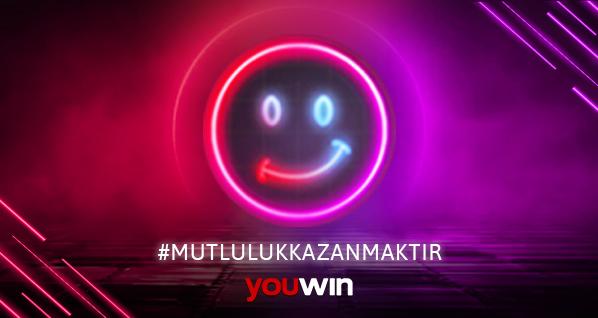 Youwin ile mutluluk kazanmaktır.
