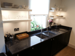Kitchen Sink and Work Surface