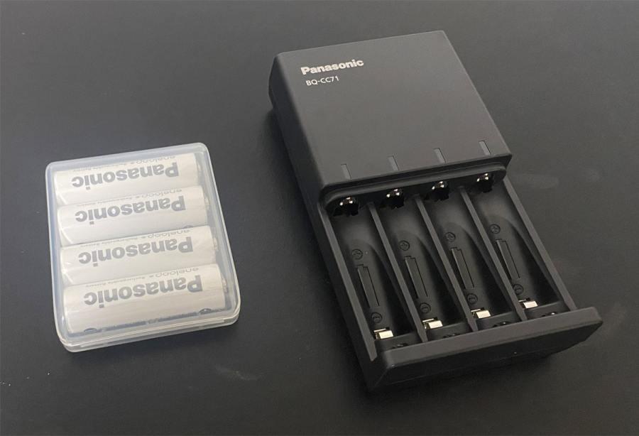 パナソニック充電池