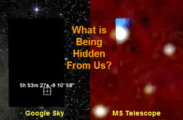 The Missing Orion Panel Mystery — What is Google and Microsoft Hiding From Us?