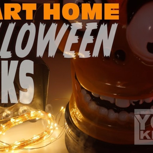 Smart Home Halloween Hacks