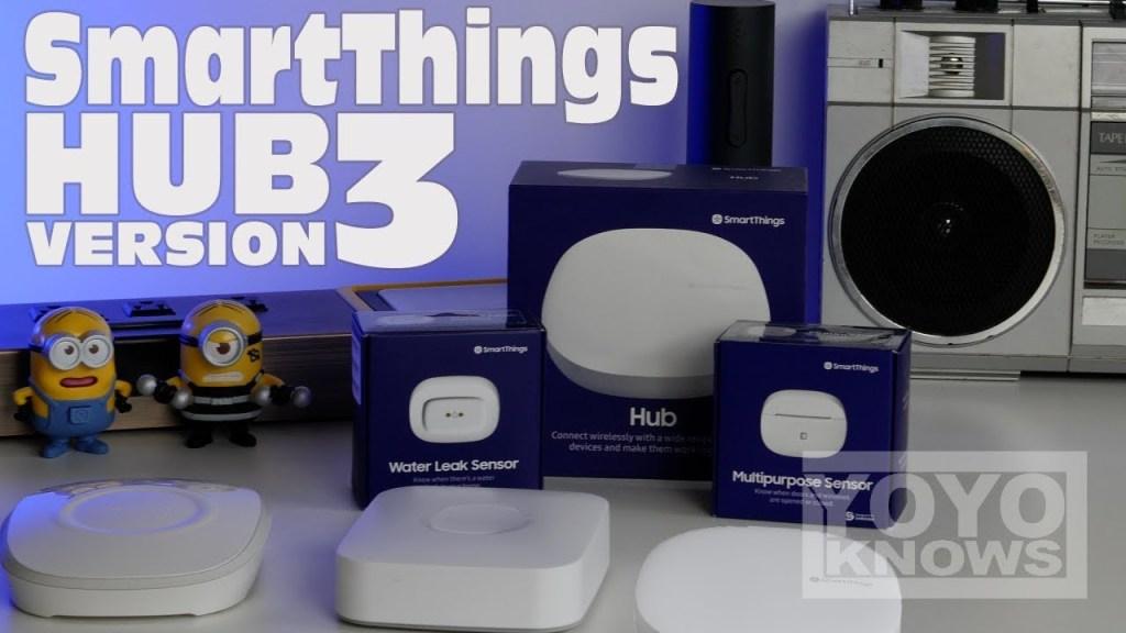 Smartthings Hub v3