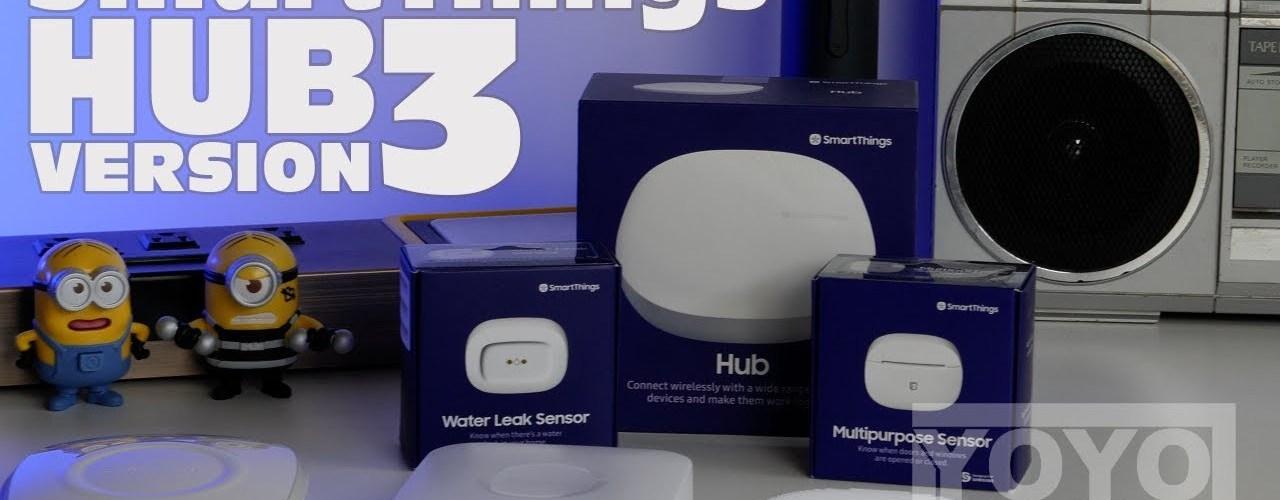 SmartThings Hub version 3 – yoyoTech