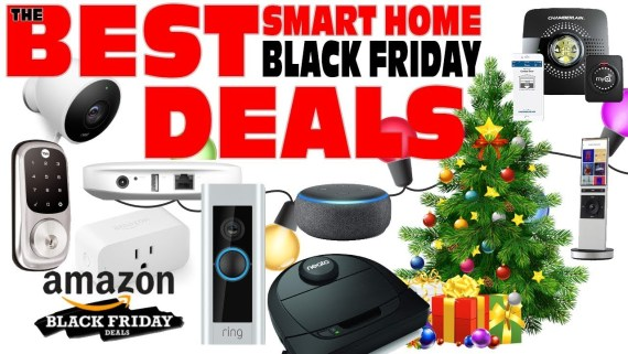 Best smart home black friday deals