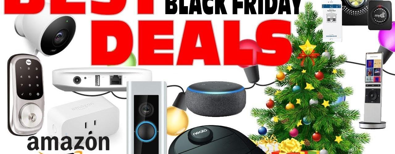 Best smart home black friday deals