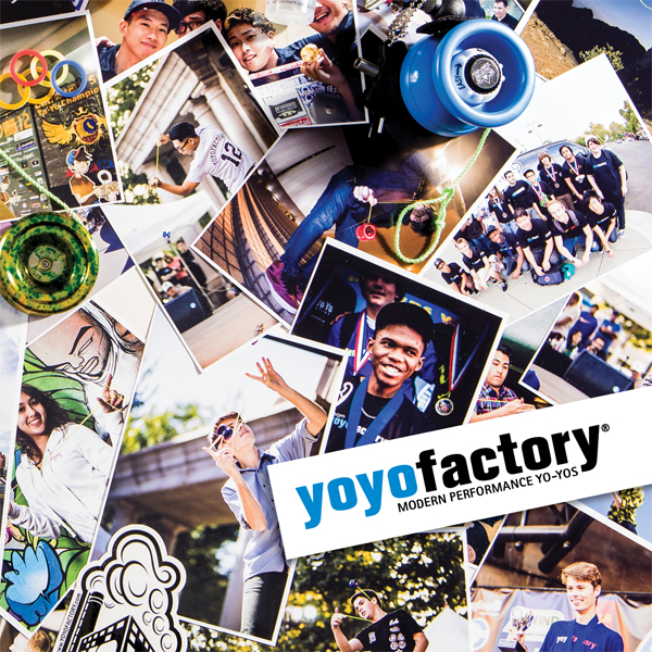 YoYoFactory Catalog Cover 2013 for YoYoNews