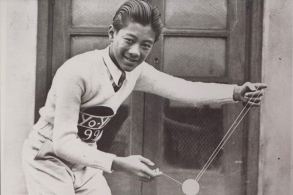 Harvey Lowe - 1934 World YoYo Champion