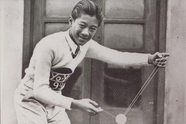 Harvey Lowe - 1934 World YoYo Champion