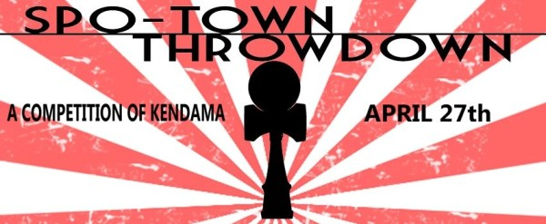 Spotown Throwdown Kendama Contest