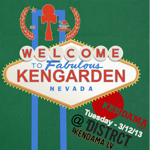 Kendama Las Vegas Battle Ladder