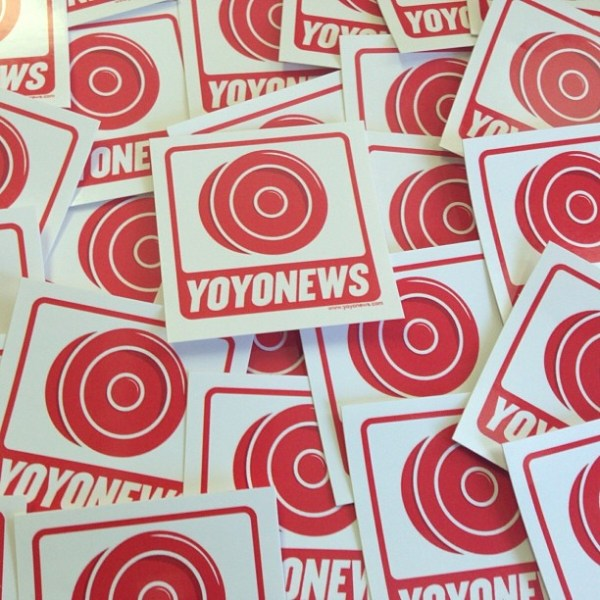 YoYoNews.com Stickers