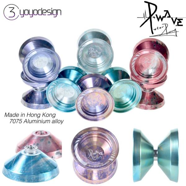 C3YoYoDesign P.wave