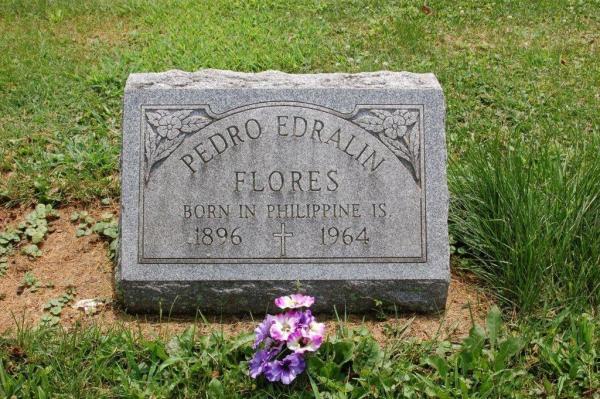 Pedro Flores Gravestone
