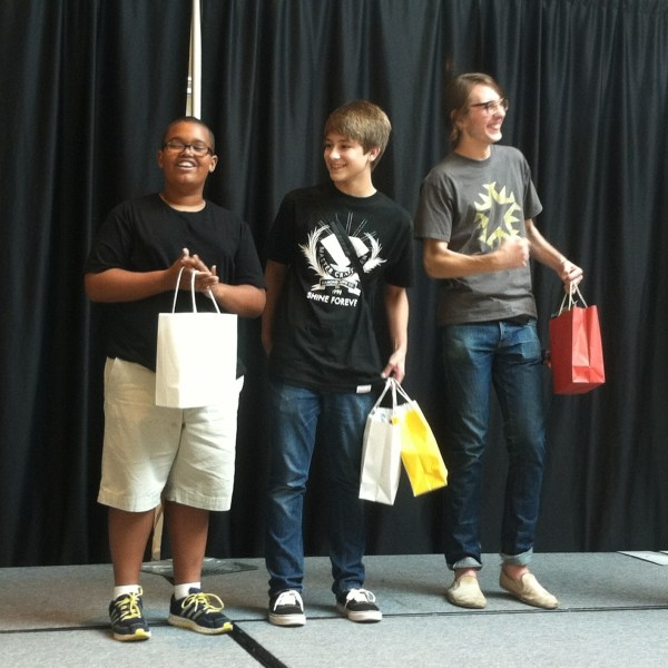 1A Freestyle Winners 2013 Ohio State YoYo Contest