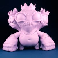 Triple Crown of YoYo Monster Vinyl Figure